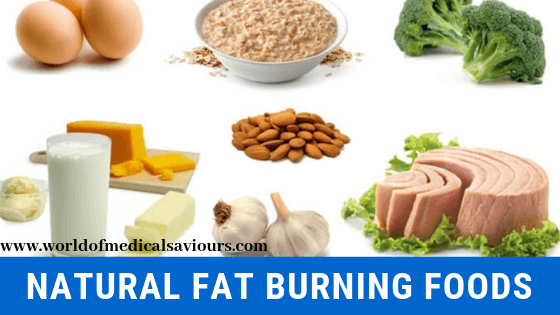 Photo of Natural fat burning foods