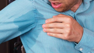Photo of Home Remedies For Hyperhidrosis