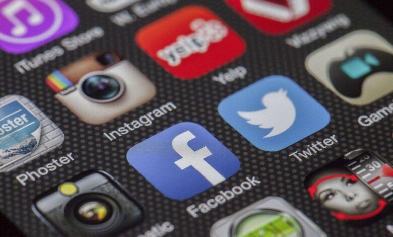 Depression from social media