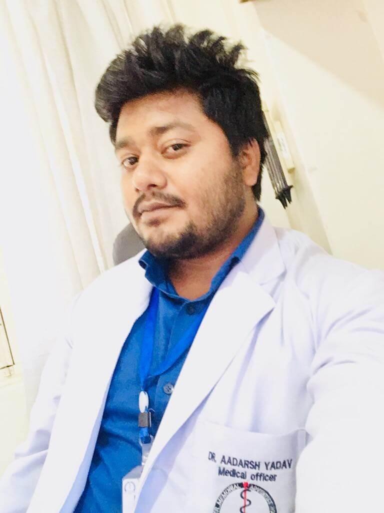Dr. Aadarsh Yadav