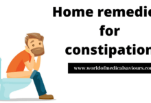 Photo of What is the constipation remedy?