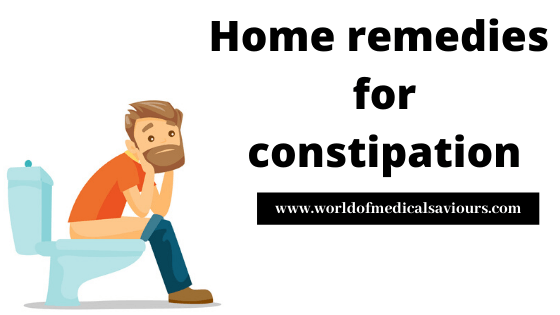 constipation remedy