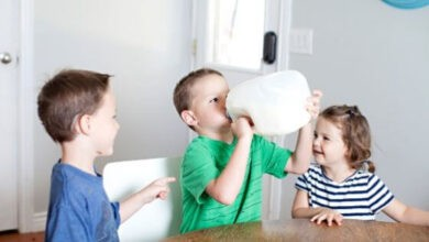 Photo of What Is The Best Time to Drink Milk?