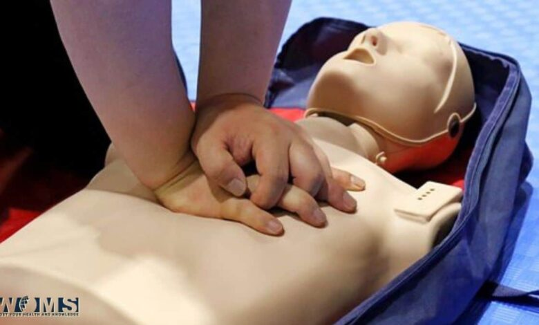 How To Do CPR And Use An AED